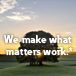 Eaton Annual Report : We make what matters work